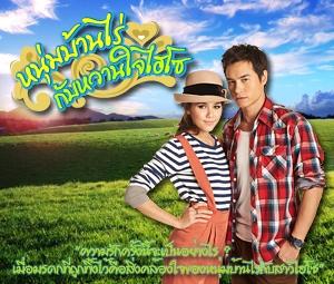ละครช่อง3 หนุ่มบ้านไร่ กับ หวานใจไฮโซ