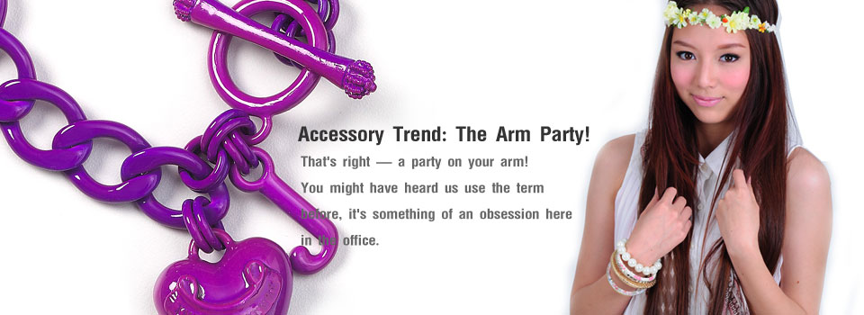 Welcome to Arm Party