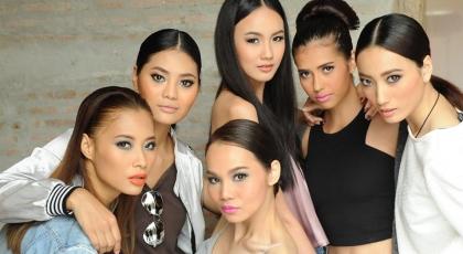 สวยสไตล์นางแบบ The Face Thailand