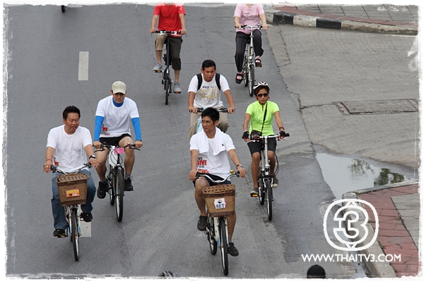 SOS ปั่น 1 วัน ปันรักษ์โลก