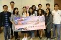 ท็อป สวิส ป็อก มอบตั๋วเครื่องบิน ให้แฟนคลับ เตรียมพร้อมไป กิจกรรม ฉลองครบรอบ 19 ปี เว็บไซต์ Thaitv3.com ตามรอยละคร Rising Sun ที่ประเทศญี่ปุ่น