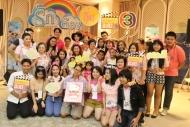 เกรท-แมท-น้องเทรย์  ชวนแฟนคลับ 15 คู่ Meet&Greet ละครรักต้องอุ้ม  สุดอบอุ่น ที่ Sanrio Hello Kitty Bangkok