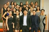 ลูกเกด–พลอย–หญิง  นำทีม The Face Thailand  โพสต์โชว์ครอบครัวบันเทิง