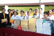 มูลนิธิครอบครัวข่าว 3 ปิดโครงการบ้านน้ำใจไทย มอบบ้าน 33 หลัง ให้กับชาวบ้าน จ.เชียงราย