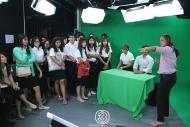 นิเทศศาสตร์ จุฬาฯ ศึกษาประเด็นทางสังคม กับไทยทีวีสีช่อง 3