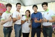 """มูลนิธิครอบครัวข่าว 3 ร่วมกับพันธมิตร ส่งมอบจักรยานยืมเรียน ในโครงการ """" น้ำใจไทย สู่ชายแดนใต้ """" ที่จังหวัดปัตตานี"""
