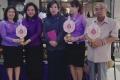 ผู้บริหารช่อง 3 รับมอบตราสัญลักษณ์ เพื่อเฉลิมพระเกียรติสมเด็จพระเทพรัตนราชสุดาฯ สยามบรมราชกุมารี  เนื่องในโอกาสฉลองพระชนมายุ 5 รอบ  2 เมษายน 2558