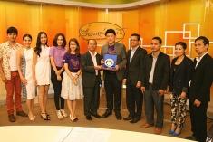 สถานีโทรทัศน์ PNN กัมพูชา ศึกษาดูงานกับไทยทีวีสีช่อง 3 – ครอบครัวข่าว