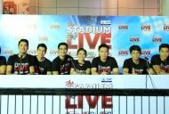 ช่อง3  จัดเต็ม เอาใจแฟนบอลมา On Ground ชมสดฟุตบอล พรีเมียร์ ลีก ในกิจกรรม The Stadium of Live ครั้งที่ 3 ณ ลานหน้าเซ็นทรัลเวิลด์