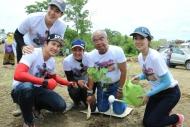 มูลนิธิครอบครัวข่าว 3 จัดโครงการศาสนาค้ำพะยูง ปีที่ 2 พร้อมสร้างประวัติศาสตร์กับคาราวานปลูกป่าที่ยาวที่สุดของประเทศไทย