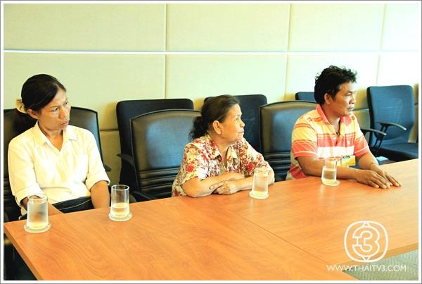 มูลนิธิครอบครัวข่าว 3 มอบเงินช่วยเหลือเพื่อลุงกุ๋ยที่เหลือ ให้กับครอบครัว
