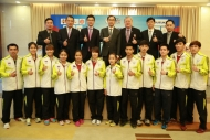 ช่อง 3  จัดเต็ม ถ่ายทอดสดการแข่งขันเทเบิลเทนนิสชิงแชมป์เอเชีย กว่า 38 ประเทศเข้าร่วมการแข่งขัน ตลอดทั้ง 8 วัน ทางช่อง 3 SD ช่อง 28 และ ช่อง 3 Family ช่อง 13