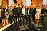 ครอบครัวบันเทิง ยกเวทีให้  คอนเสิร์ต ชีวิตเพื่อดนตรี 50 ปี จิรพรรณ อังศวานนท์