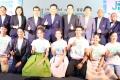 เกรท วรินทร  นำทีมพระเอกช่อง 3 ร่วมงานแถลงข่าวเปิดตัวโครงการ Journey the series แก๊งเฟี้ยวเที่ยวทั่วไทย