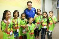 ไก่ ภาษิต &ไบรท์ พิชญทัฬห์   เปิดเรื่องเล่าเสาร์-อาทิตย์  รับคณะศูนย์เยาวชนไทย-ญี่ปุ่น