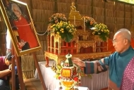 มูลนิธิแม่ฟ้าหลวง จัดพิธีบำเพ็ญกุศล เนื่องในวันคล้ายวันสวรรคต สมเด็จพระศรีนครินทราบรมราชชนนี