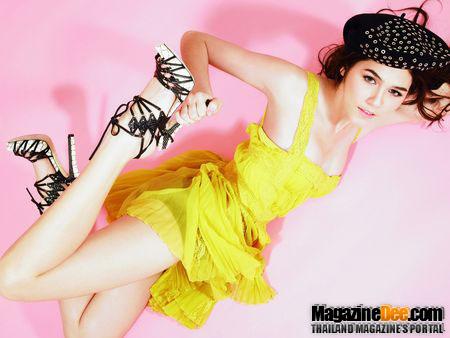 ชมพู่ อารยา :: Madame Figaro