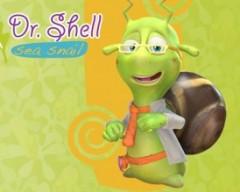 ด็อกเตอร์เชลล์ – หอยทากทะเล (Dr. Shell – Lister's River Snail)