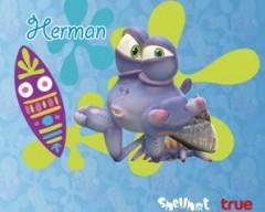 เฮอร์แมน – ปูเสฉวน (Herman – Hermit Crab)