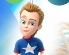 Jamie เด็กหนุ่มอเมริกัน ผมสีทอง ตาสีฟ้า