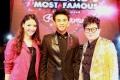 ขวัญใจไทยแลนด์ (Thailand's most famous) วันเสาร์ที่ 6 ตุลาคม 2555
