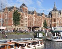 ดูละครย้อนหลัง จะพาคุณผู้ชมล่องเรือชมเมือง Amsterdam
