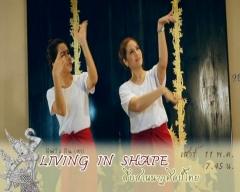 ดูรายการย้อนหลัง สืบสานนาฏศิลป์ไทยในรายการ Living In Shape
