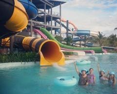 ดูรายการย้อนหลัง ไปเล่นน้ำกันเถอะ สวนน้ำสวนสนุก น้ำใสว๊ากกก blackmountainwaterpark