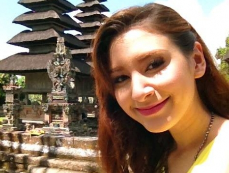 ดูละครย้อนหลัง English on Tour : Bali Theme