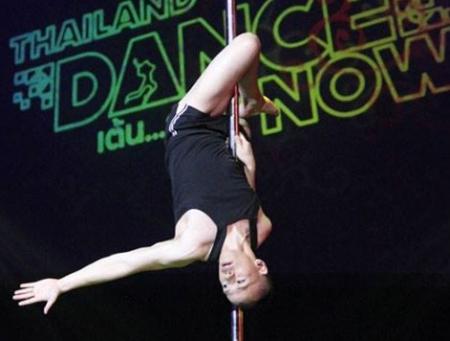ดูรายการย้อนหลัง ต้องมีพละกำลังที่แข็งแรงมากจริงๆ ถึงเต้นโพลแดนซ์ แบบนี้ได้