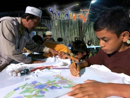 ดูละครย้อนหลัง การชี้ชวนให้เด็กๆสังเกต เรียนรู้สิ่งที่อยู่รอบตัว