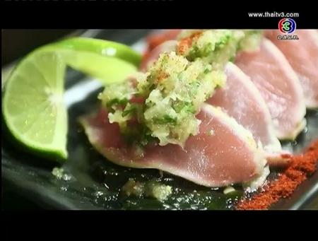 ดูรายการย้อนหลัง ร้าน Teppan Sushi & Grill
