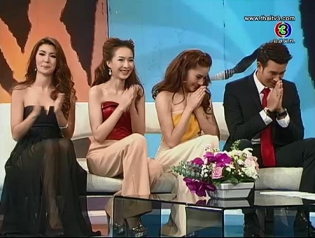 ดูรายการย้อนหลัง แขกรับเชิญ นักแสดงนำจาก ละครสามี ช่วงที่ 1