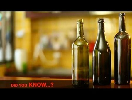 ดูรายการย้อนหลัง ก้นขวดไวน์ทำไมต้องเว้า