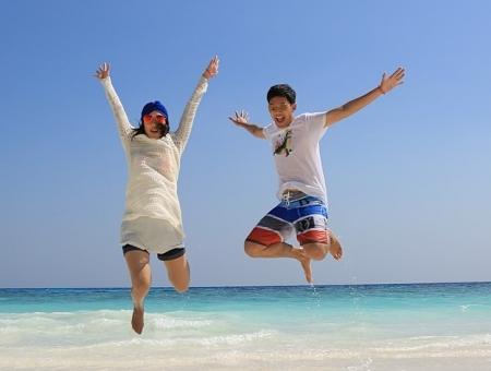 ดูรายการย้อนหลัง เกาะตาชัย  มัลดีฟเมืองไทยจ้าาาา