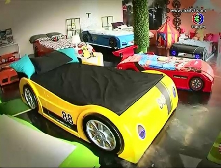 ดูรายการย้อนหลัง เตียงรถ
