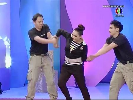 ดูรายการย้อนหลัง ศิลปะปัองกันตัวกับการเต้น