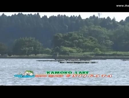 ดูรายการย้อนหลัง Kamoko Lake, Sado Island