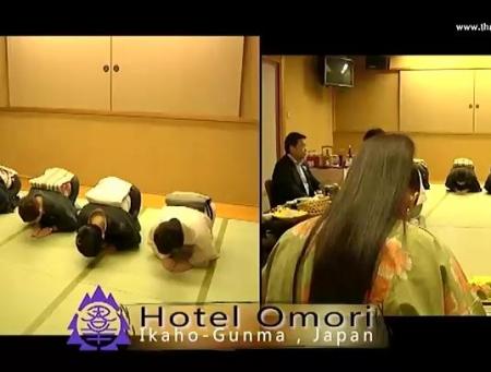 ดูรายการย้อนหลัง เซย์ไฮ (Say Hi) - Hotel Omori, Ikaho-Gunma, Japan 2/2