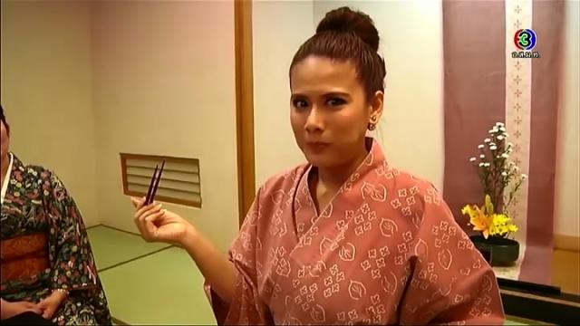 ดูละครย้อนหลัง เซย์ไฮ (Say Hi) | Sarugakyo Hotel, Kashozan Temple, Fukiware - no - Taki