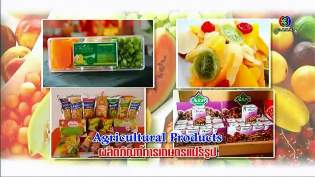 ดูละครย้อนหลัง ศัพท์สอนรวย | Agricultural Products = ผลิตภัณฑ์การเกษตรแปรรูป