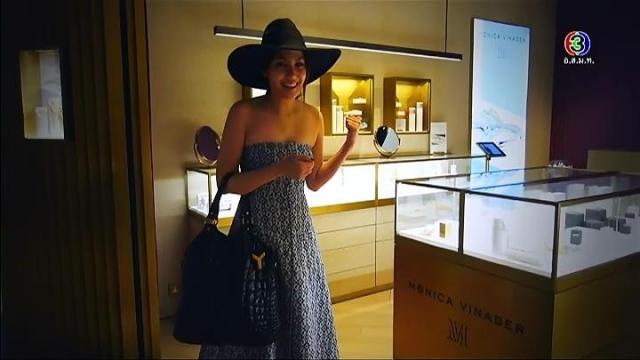 ดูละครย้อนหลัง เซย์ไฮ (Say Hi) | New Generation : Monica Vinader @Hong Kong