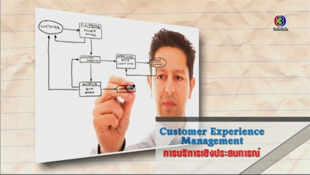 ดูละครย้อนหลัง ศัพท์สอนรวย | Customer Experience Management = การบริหารเชิงประสบการณ์
