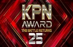 KPN AWARD 25th The Battle Returns เคพีเอ็น อวอร์ด  ครั้งที่ 25 เดอะ แบทเทิล รีเทิร์