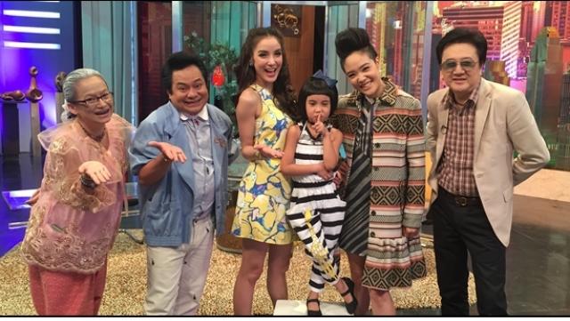 ดูละครย้อนหลัง ตีสิบเดย์ (AT TEN DAY) 11 มิถุนายน 2559 [official] สนทนา 3 พ่อลูกปะทะฮา