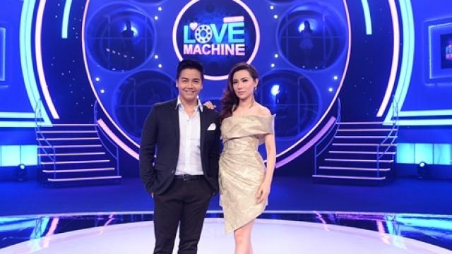 ดูรายการย้อนหลัง The Love Machine วงล้อ...ลุ้นรัก | 25 มกราคม 2559