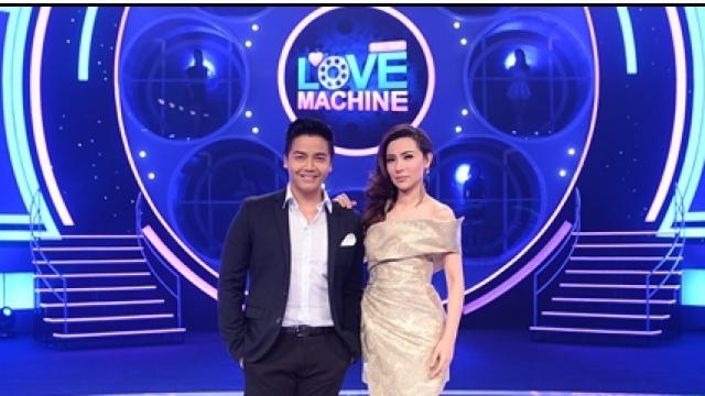 ดูรายการย้อนหลัง The Love Machine วงล้อ...ลุ้นรัก | 22 กุมภาพันธ์ 2559
