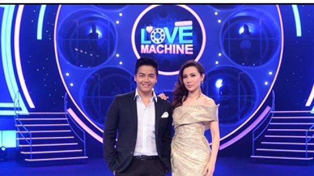 ดูรายการย้อนหลัง The Love Machine วงล้อ...ลุ้นรัก | 16 พฤศจิกายน 2558