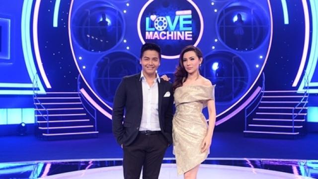 ดูรายการย้อนหลัง The Love Machine วงล้อ...ลุ้นรัก | 8 กุมภาพันธ์ 2559