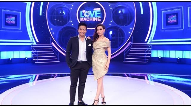 ดูรายการย้อนหลัง The Love Machine วงล้อ...ลุ้นรัก | 25 เมษายน 2559